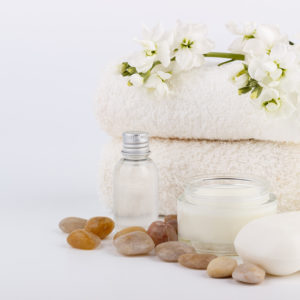 Spa quality natural skin care products